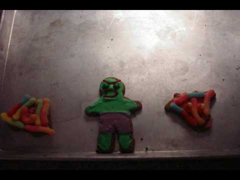 Kung-fu cookies; The rise of Hulk