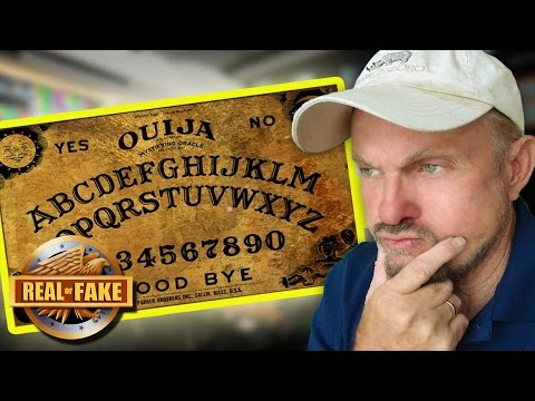 OUIJA BOARD - Real or Fake PT 1