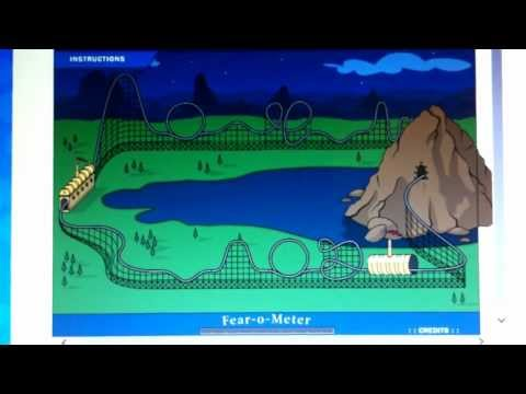 Physics Project Roller coaster Design