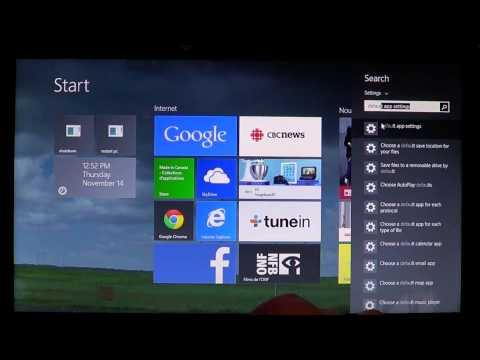 Windows 8.1 How to change default picture viewer app