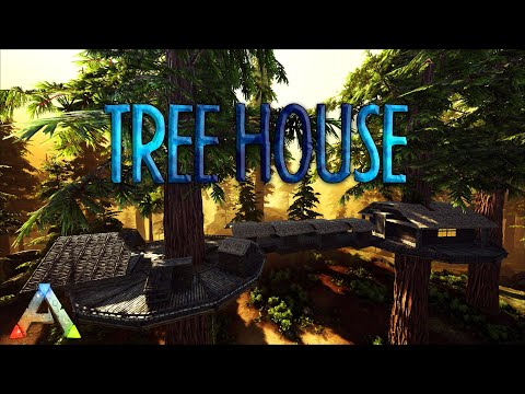 Tree House - ARK Build Battles Episode 6 | Building Competition |