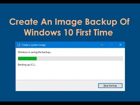 How To Create An Image Backup of Your Windows? | PCGUIDE4U