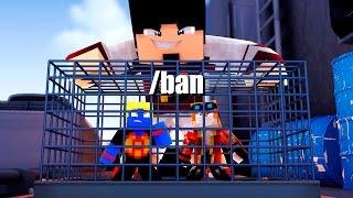 Minecraft: BANINDO INJUSTOS - BREAKMEN Ep. 22 ‹ AMENIC ›