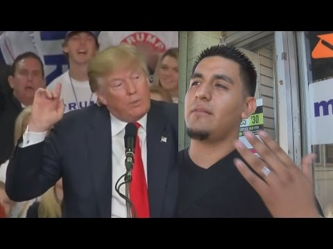 Can Latinos Stop President Trump From Building a Wall