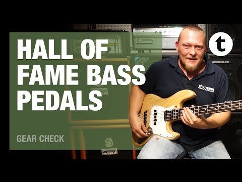 Hall of Fame: Top 5 Bass Pedals