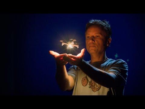 Meet the dazzling flying machines of the future   Raffaello D'Andrea