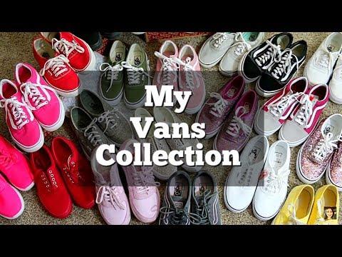 My Vans 👟Collection | Random Saturdays | Minks4All