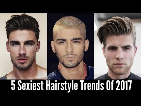 MENS BEST POPULAR HAIRSTYLE TRENDS 2018 - Most Attractive Hairstyles