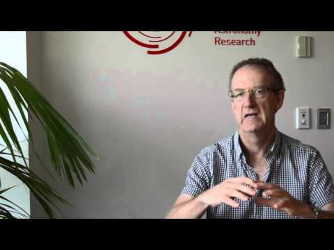 Prof Lister Staveley-Smith discusses the research behind his latest Nature paper