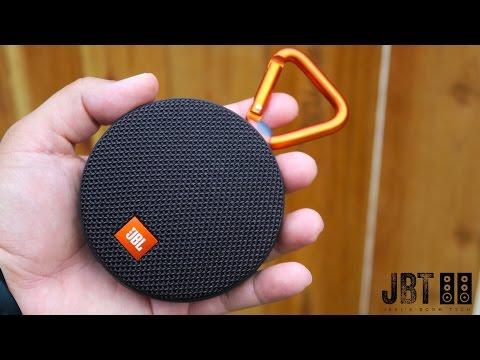 JBL Clip 2 - First Impressions & Soundcheck
