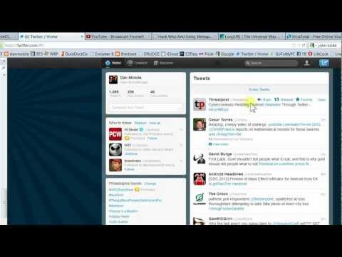 How to check the security and see the destination of a shortened web link (URL).(Twitter Links)