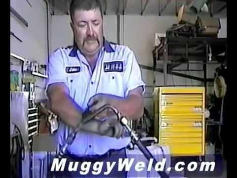 Reparación fácil y rápida de una manguera hidráulica