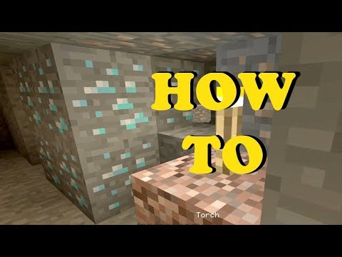 BEST Way to Find Diamonds in Minecraft PS4