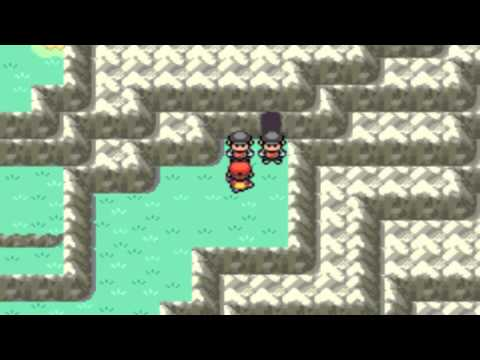 Pokemon Leaf Green - Episode 24 - Collecting the Ruby & Four Island Entering Icefall Cave