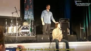 Jared e Jensen - O que você faz quando está triste (Nashcon 2017)