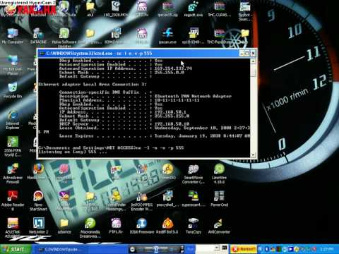 CHAT BY COMMAND PROMPT