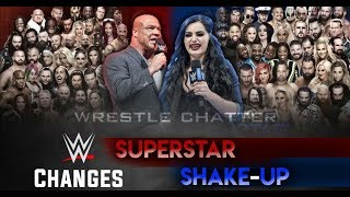 WWE Superstar Shake-up 2018 | WWE 2018 Draft Predictions and Rumors