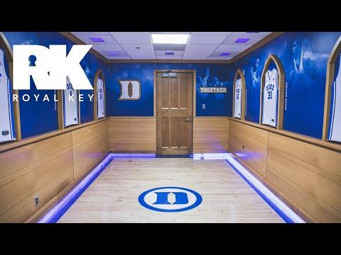We Toured the Duke Blue Devils' Sneaker-Filled Basketball Facility   The Royal Key