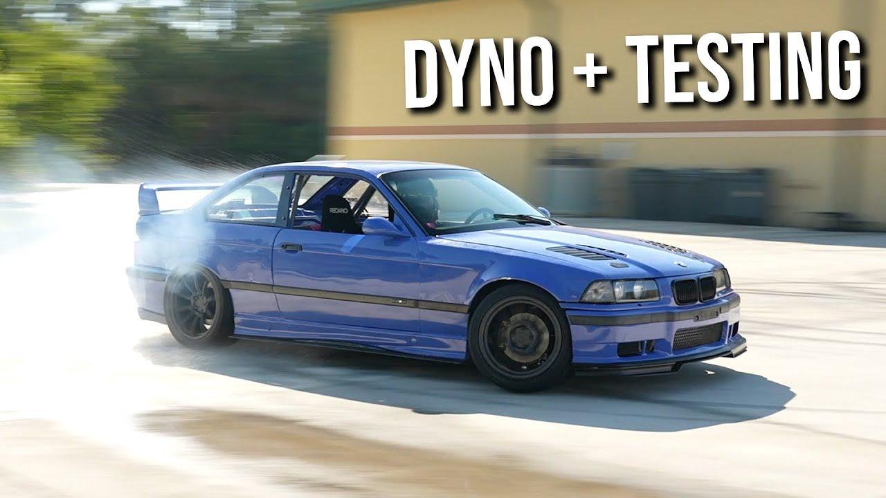 E36's New Engine + Formula Drift S15 Update!