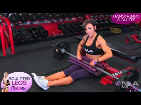 Sculpted Leg Video 2 - Hamstrings & Glutes