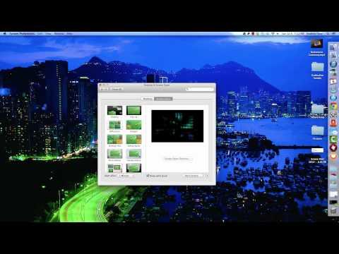 Mac Tip: Start Screen Saver Using