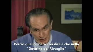 Intervista A Julius Evola - Sub Ita