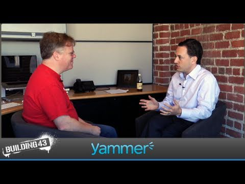 Yammer:  Changing the way we communicate at work