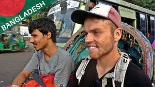 DRIVERS IN BANGLADESH ARE CRAZY 🇧🇩