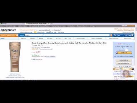 How do I add Amazon Affliate Links to my website or blog?