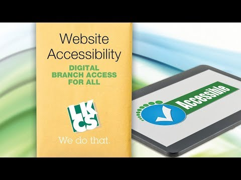 Website Accessibility: Digital Branch Access for All