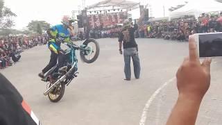 Freestyle RX KING in JAMDA YRKI JATIM ngawi