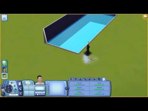 The Sims3 My Sim Dies(I killed him)
