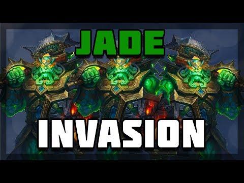 Hearthstone - Jade Invasion