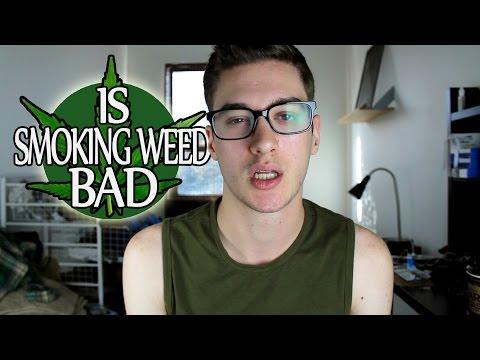 Is Smoking Weed Bad?