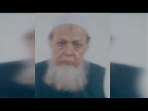 Shekh Saleemullah Khan sahib  Khatm e Bukhari 2013 Jamia Suffah