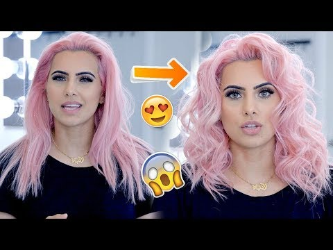 HOW TO: BOMBSHELL CURLS & how I maintain my hair! BODMONZAID