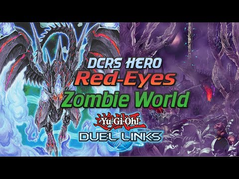 [DUEL LINKS] Red-Eyes Zombie World - Duels + Deck Profile