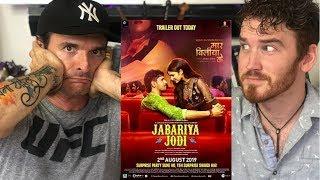JABARIYA JODI Trailer REACTION! | Sidharth Malhotra | Parineeti Chopra