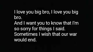 Jake Paul, Logan Paul (I Love You Bro) lyrics