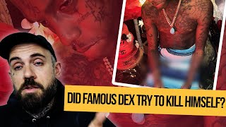 Did Famous Dex Try To End It All because of Bella Thorne?