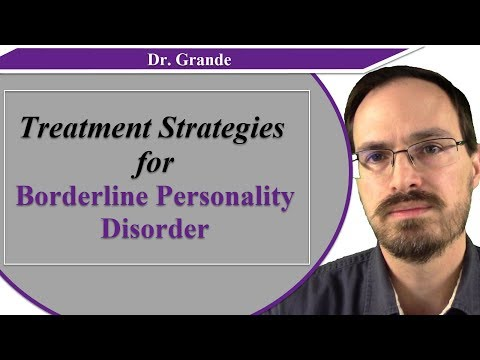 Treatment Strategies for Borderline Personality Disorder