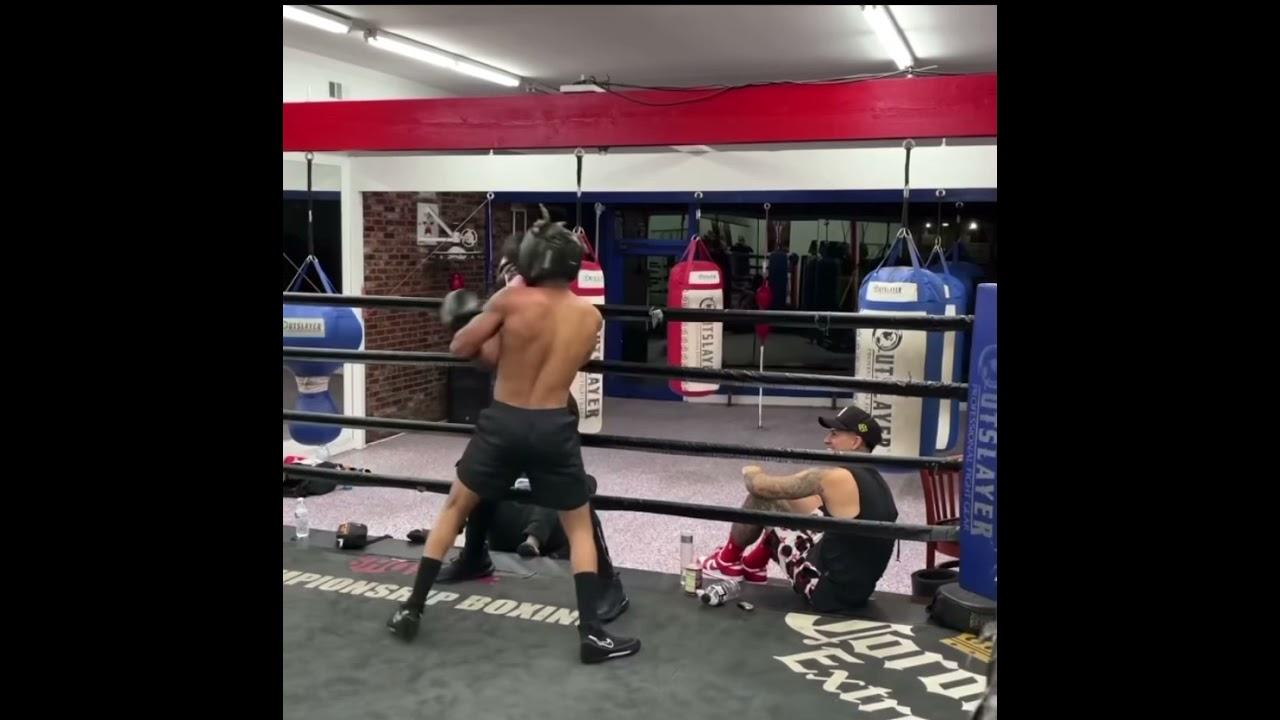 DDG boxing 🥊
