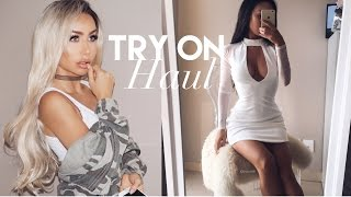 FASHION TRY ON HAUL | Missguided, Fashion Nova