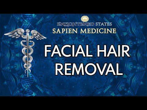 Facial Hair Removal Frequency : Get Rid Of Face , Neck , Upper Lip Hair (Hair Removal series)