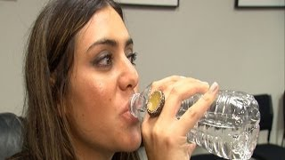 Woman Finds Fountain of Youth By Drinking 6 Bottles of Water a Day
