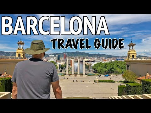 Barcelona Travel Guide   Discover Fun Things to Do in Barcelona