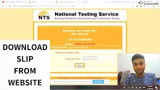 New jobs in Rescue 1122 Test Roll no slip || Ots test slips