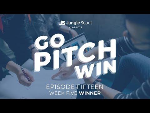 Go Pitch Win Week 5 Winner - EQHire vs Brand Cre8tor