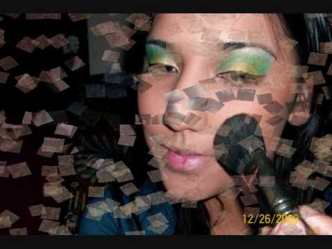 Bright Colored Eyeshadow (Grand Patron Margarita).wmv