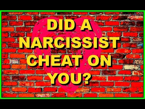 The Cheating Narcissist